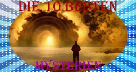 die zehn besten Mysterien