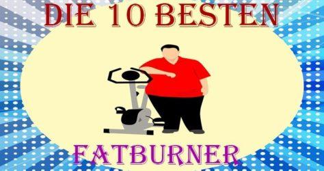 zehn besten Fatburner