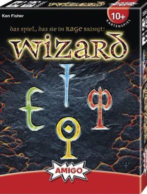 Wizard Spiel Test