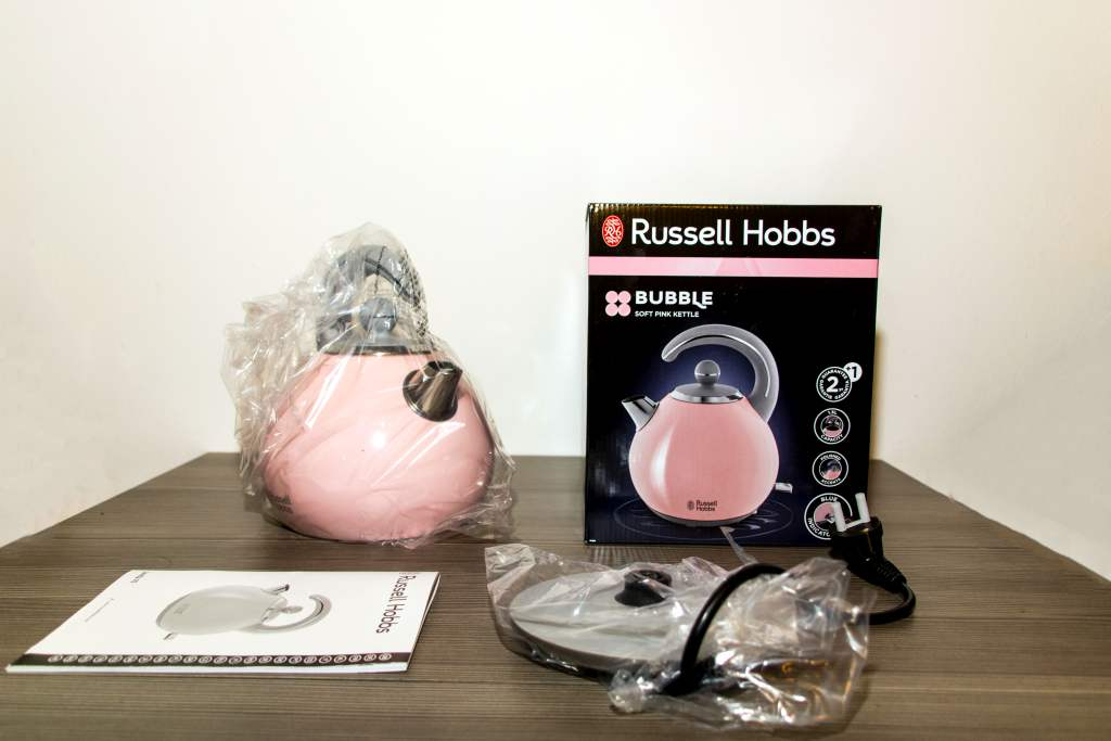 Russel Hobbs Bubble Test