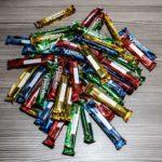 Wer hat's erfunden? Schokoladen Test mit Branches.