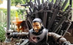 Game of Thrones aus Lego