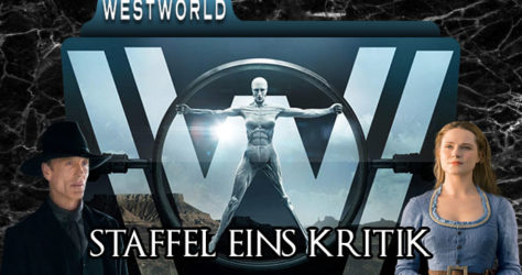 Westworld Staffel 1 Kritik