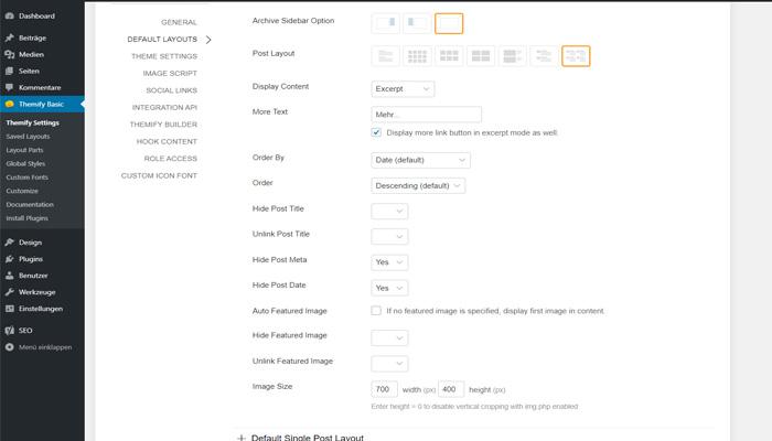WordPress installieren und einrichten
